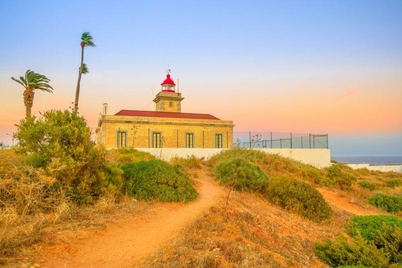 Ponta de Piedade Lighthouse