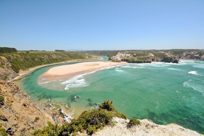 Praia de Odeceixe - Algarve - Portugal