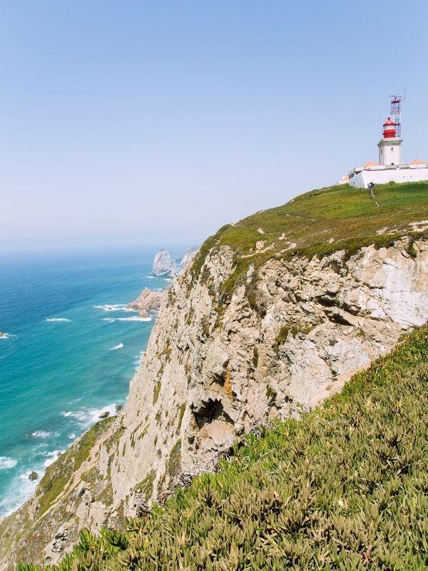 cabo da roca lighthouse