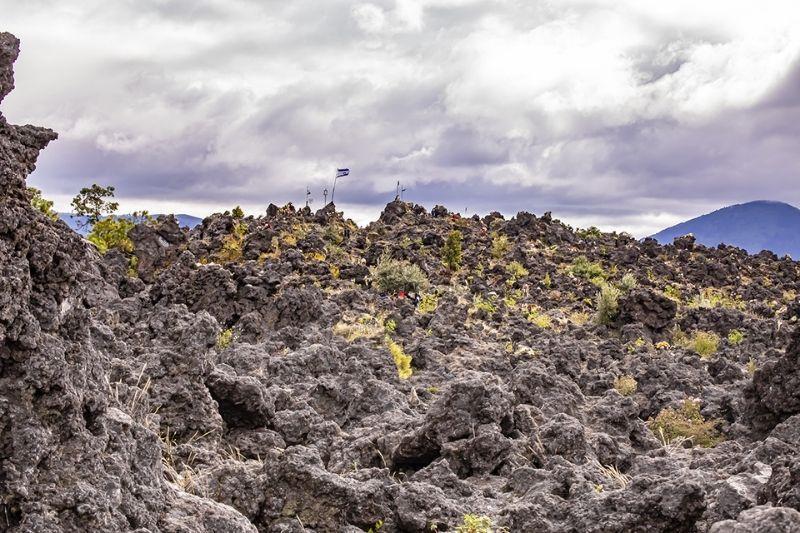 Cerro quemado peak overview