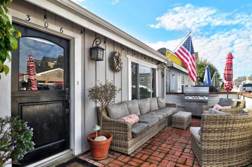 charming cottage terrace