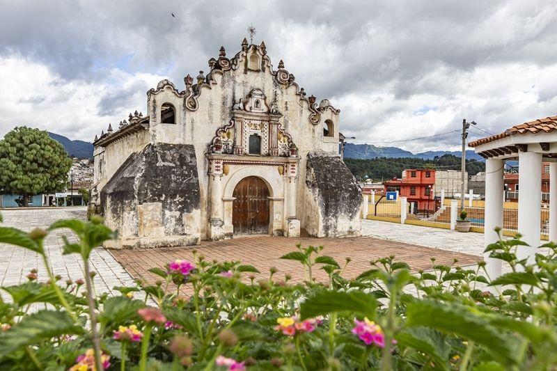 Ermita la conquistadora church