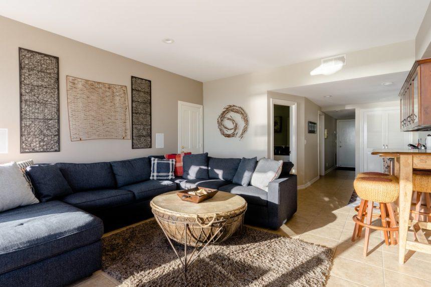 family apartment  living