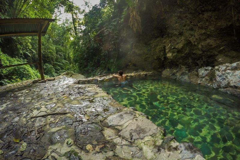 fuentes georginas pool