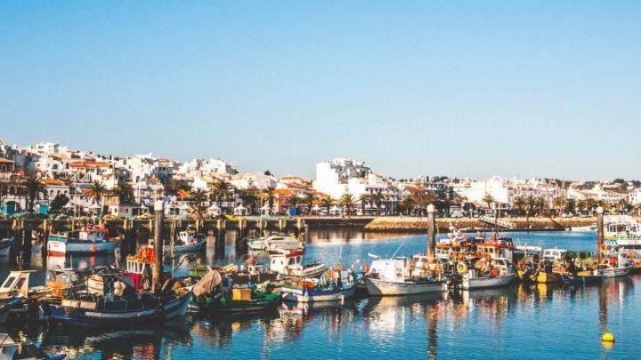 Lagos Algarve town