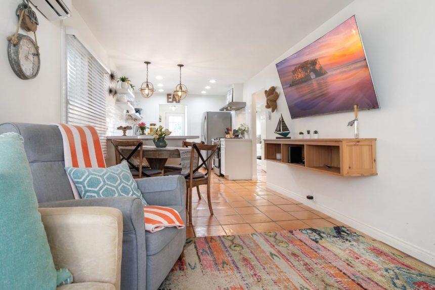 Love shack livingroom