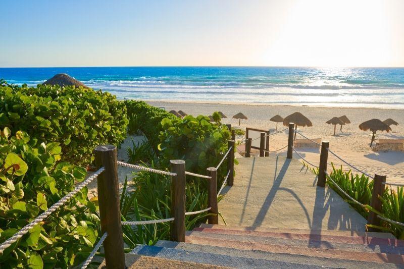 Cancun playa delfines - weather in Cancun in June