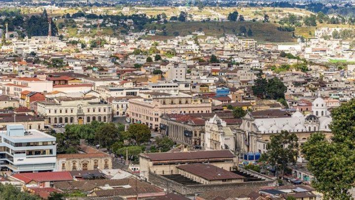 Quetzaltenango plaza
