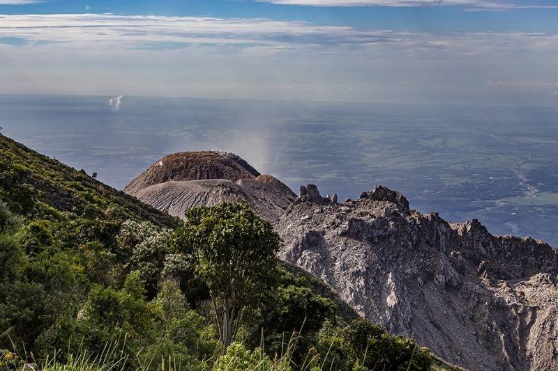 santiaguito peak