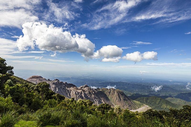 Santiaguito views