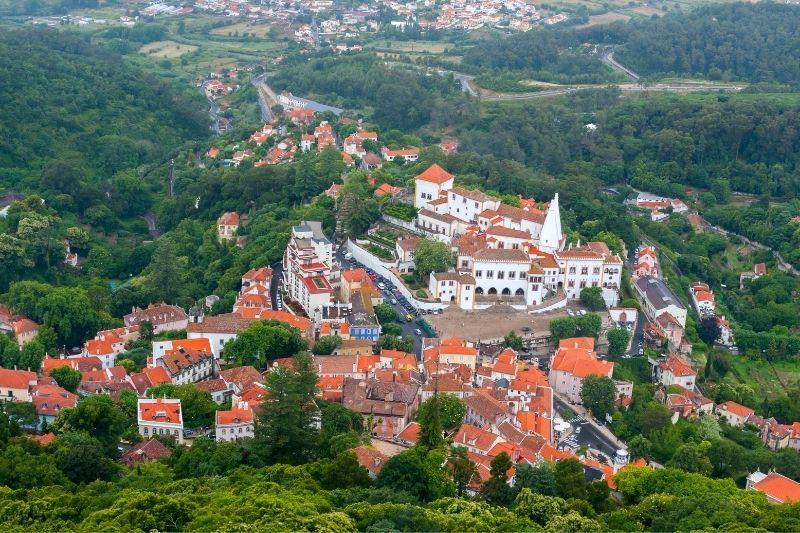 Sintra overview
