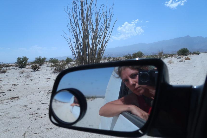 Tanya driving