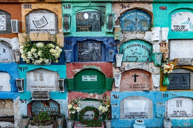 xela tombs - things to do in Xela