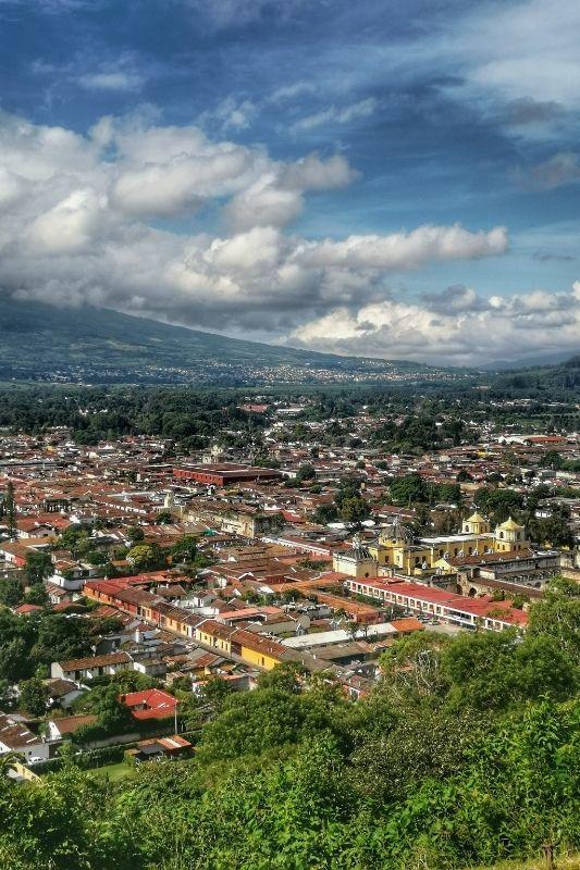 Antigua cerro