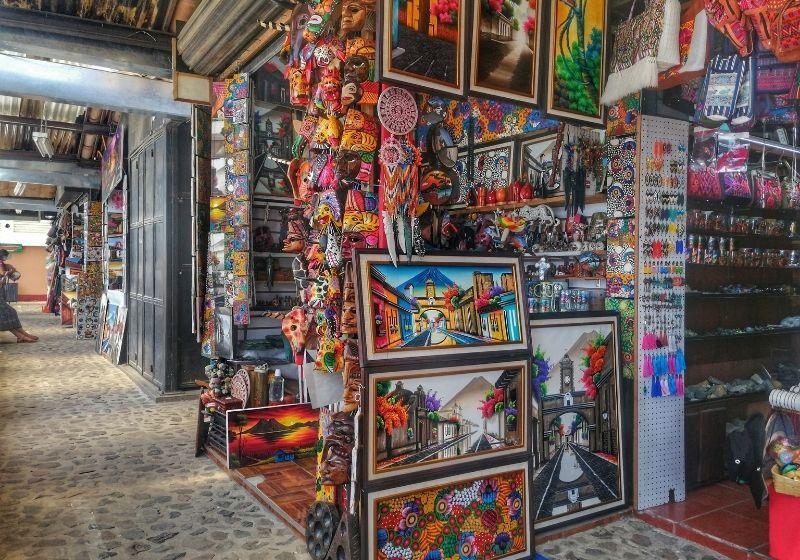 Mercado Artesania