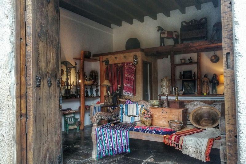 Antigua Quinta Maconda