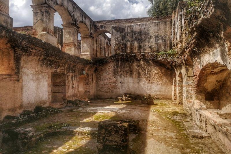 Santa Clara ruins