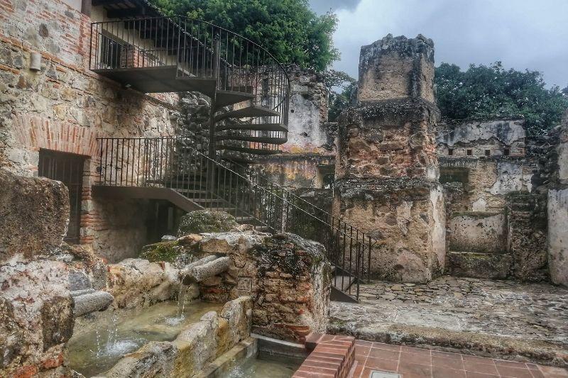 Casa Santo domingo ruins