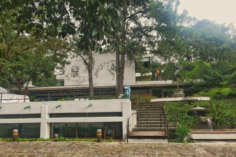El tenedor - museo del cerro