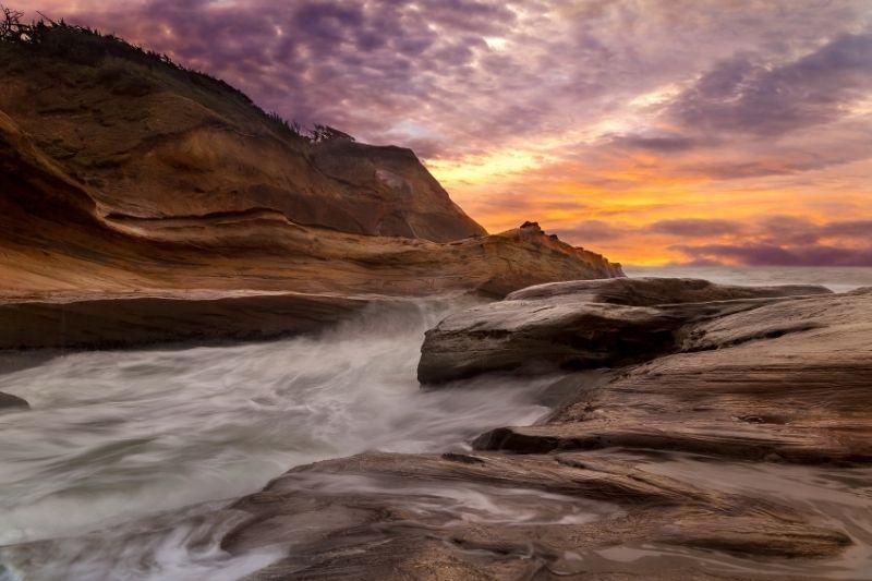 Cape Kiwanda Sunset