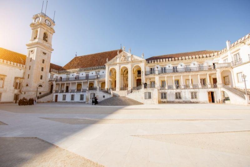 Coimbra city