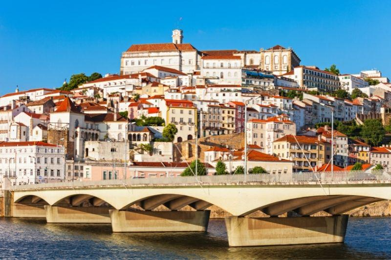 Coimbra university overview
