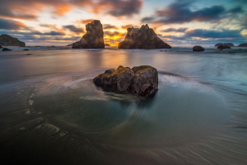 Oregon Coast Bandon