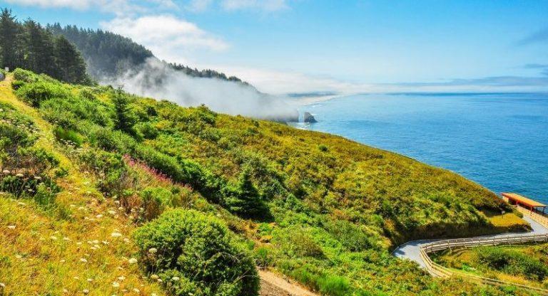 Oregon Coast Florence