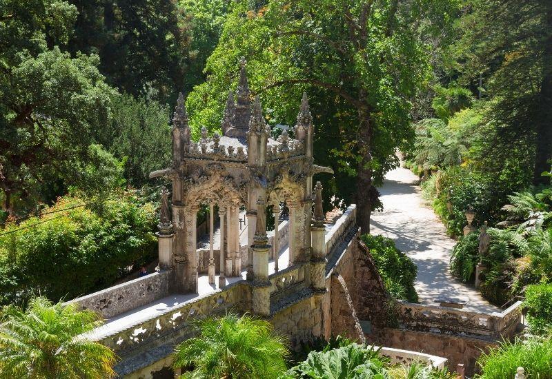 Quinta regaleira Sintra