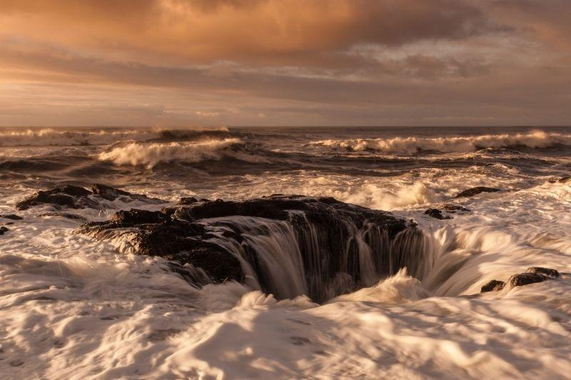 Thor's well Waldport
