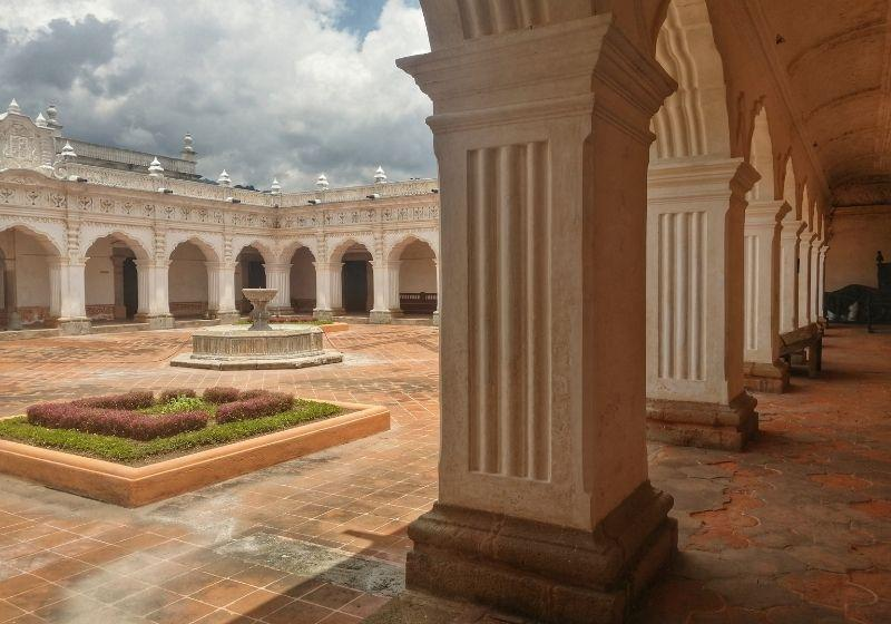 San Carlos old university Antigua