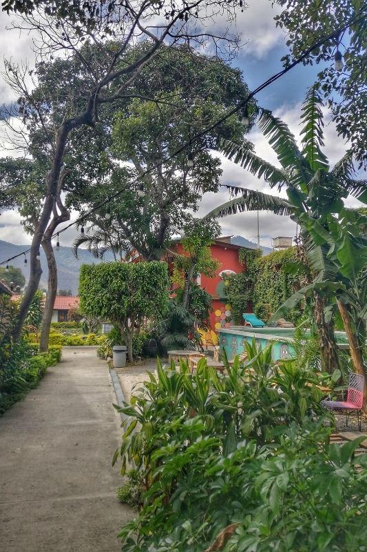Antigua selina garden