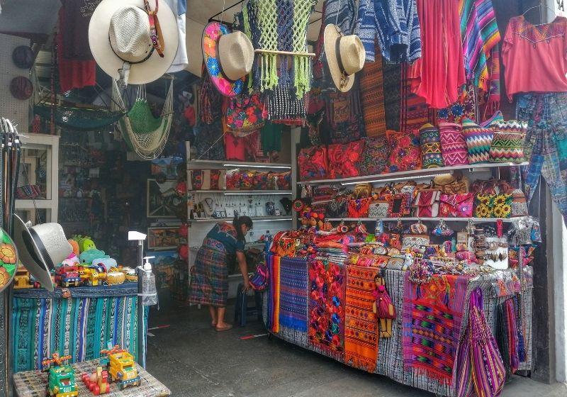 Mercado Artesania El Carmen