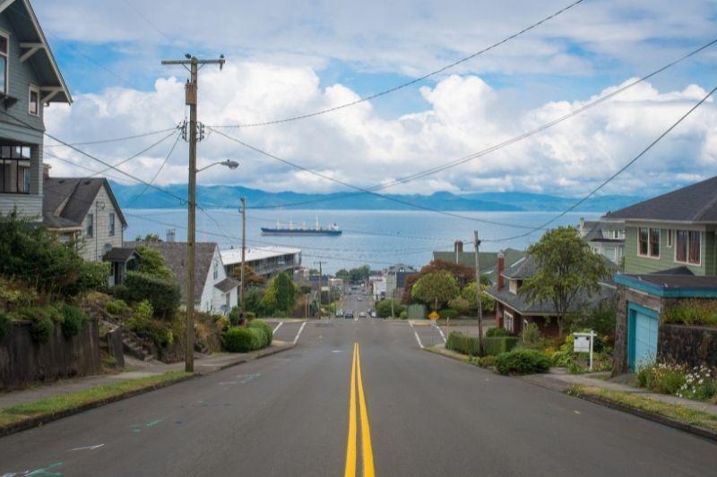 Astoria Oregon Road trip