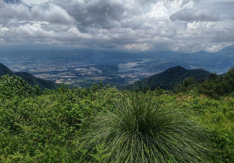 Cucurucho view