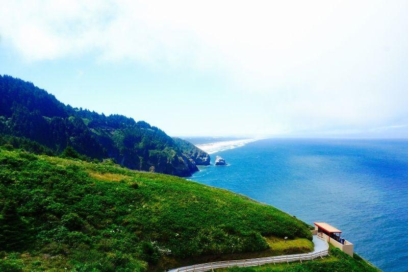 HIGHWAY 101 SCENIC DRIVE SOUTH OREGON