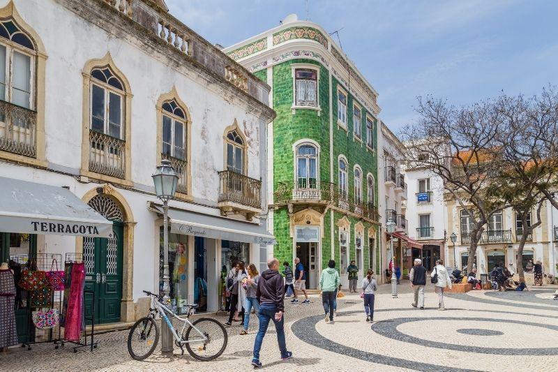Lagos Portugal Historical center