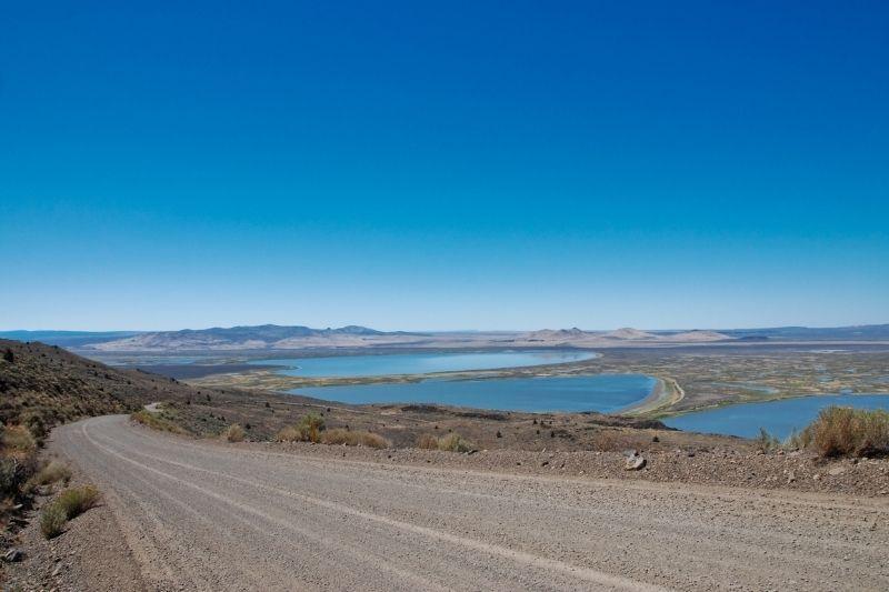Lakes at Alvord Desert