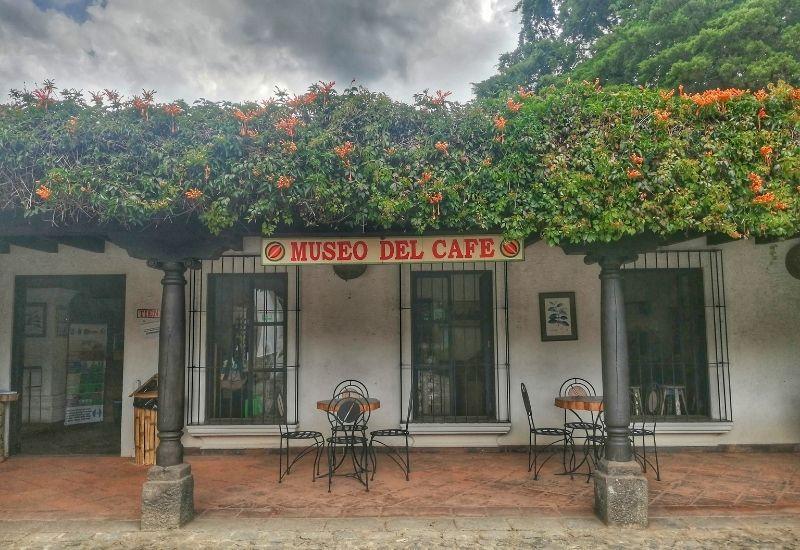 Museo del Cafe