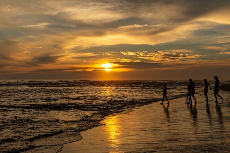 El Paredon - beach - Guatemala