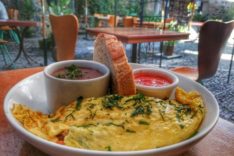 Pitaya Breakfast