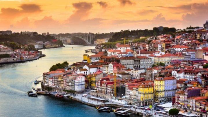 Porto Portugal overview