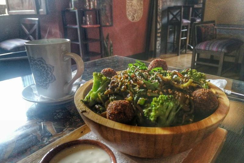 Samsara bowl