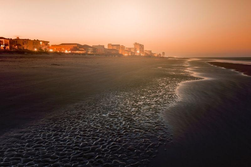 south padre island - beach towns in texas