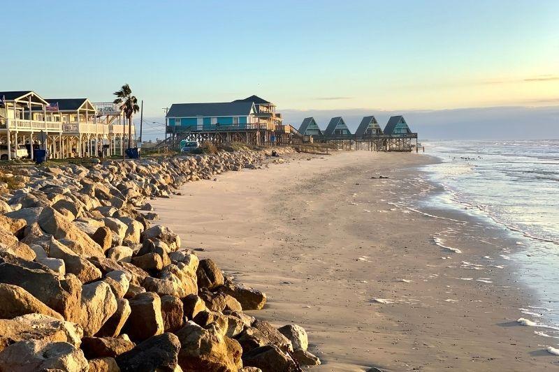 surf side beach texas