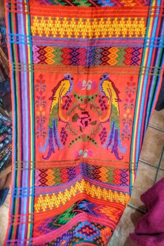 textile from Aguascaliente