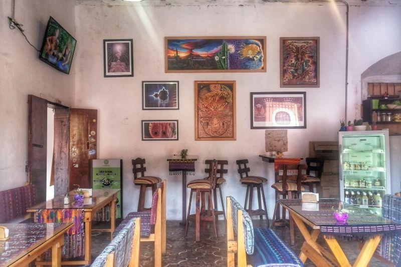 Wachuma restaurant