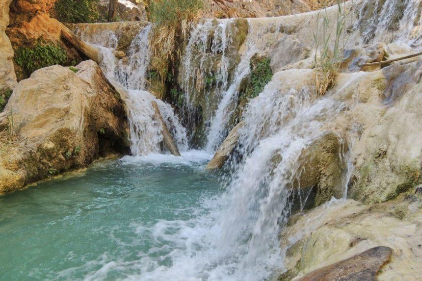 La Chorrera waterfall pool