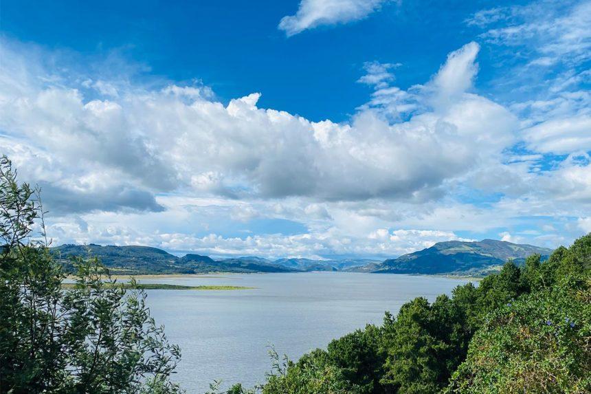 Laguna de Guatavita Colombia